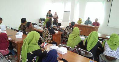 Laboratorium Kesehatan Daerah (Labkesda) Kota Magelang menerima berturut-turut kunjungan kaji banding dari Labkesda Kab. Sleman