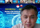 Kemenkes RI -Kedutaan Inggris Gelar Workshop Pengembangan Keamanan Siber dan Perlindungan Data Pribadi pada Layanan Telemedicine di Indonesia